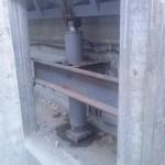 Ugradnja hidrauličnog cilindra
